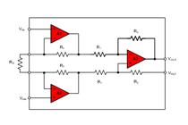 您需要知道的CMRR——仪表放大器拓扑(第3部分)