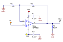 基础知识:如何为运算放大器布设电路板