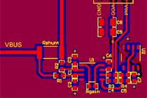 如何布局仪表放大器的印刷电路板
