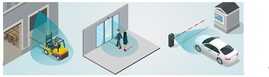 德州仪器毫米波传感器为自动入口系统带来智能性、高效性和便捷性