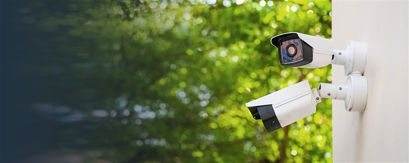 通过温度开关保护室外摄像头免受极端天气的影响