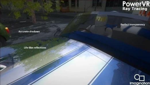 光线追踪的相干性聚集:硬件光线追踪的优势