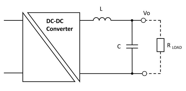 指定电源转换器噪声滤波器的电感器