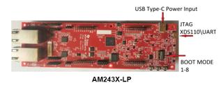 基于AM243X-LP与EtherCAT的Demo操作说明